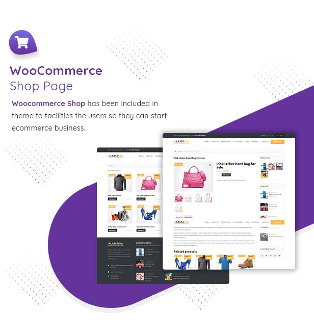 12 shop - Classiera – Classified Ads WordPress Theme
