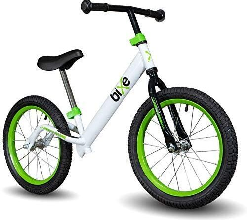 """1623278318 51ByMPf8e3L. AC  500x445 - Bixe 16"""" Pro Balance Bike for for Big Kids 5, 6, 7, 8 and 9 Years Old"""