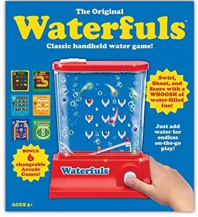 1623754527 51tOiJcYGDL. AC  405x445 - LatchKits Waterfuls The Original Handheld Game