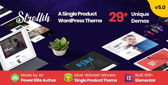 1623764235 604 01 preview.  large preview - Strollik - Single Product WooCommerce WordPress Theme