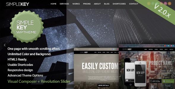 1623807493 806 01 preview.  large preview - SimpleKey - One Page Portfolio WordPress Theme