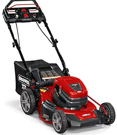 1623970953 410UwoePWEL. AC  388x445 - Snapper XD 82V MAX Step Sense Cordless Electric 21-Inch Lawn Mower Kit with (2) 2.0 Batteries and (1) Rapid Charger
