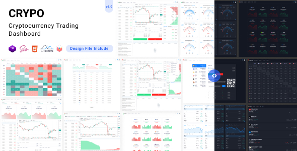 1624630488 608 preview.  large preview - Crypo - Cryptocurrency Trading Dashboard HTML Template