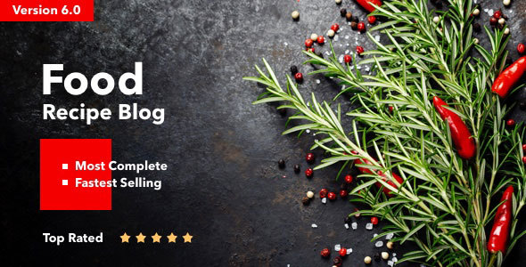 1624890317 184 preview.  large preview - Neptune - Theme for Food Recipe Bloggers & Chefs