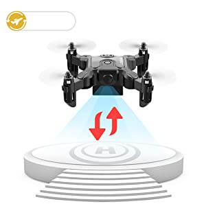1b03082a 514c 4c15 9451 981ad60f5b08.  CR0,0,600,600 PT0 SX300 V1    - 4DRC V2 Foldable Mini Nano Drone for Kids Beginners Gift,Pocket RC Quadcopter with 3 Batteries,Altitude Hold, Headless Mode, 3D Flips, One Key Return, 3 Speed Modes, Easy Fly for Beginners Boys Girls