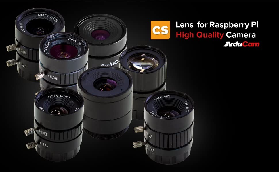 1cfc1303 eafc 41d6 846e 5599771f08d3.  CR0,0,970,600 PT0 SX970 V1    - Arducam Lens for Raspberry Pi HQ Camera, Wide Angle CS-Mount Lens, 6mm Focal Length with Manual Focus