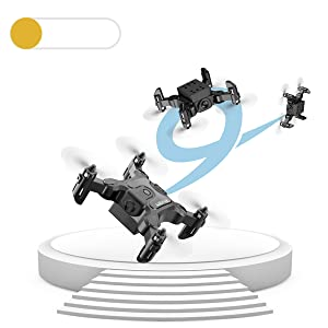 256e0777 7d8c 40c6 bdf1 6d1978ecd77b.  CR0,0,600,600 PT0 SX300 V1    - 4DRC V2 Foldable Mini Nano Drone for Kids Beginners Gift,Pocket RC Quadcopter with 3 Batteries,Altitude Hold, Headless Mode, 3D Flips, One Key Return, 3 Speed Modes, Easy Fly for Beginners Boys Girls