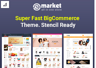3 sb - eMarket - Multi-purpose MarketPlace OpenCart 3 Theme (30+ Homepages & Mobile Layouts Included)
