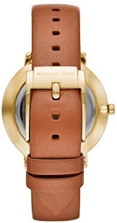317FIZC+MBL. AC  - Michael Kors Pyper Three-Hand Stainless Steel Watch