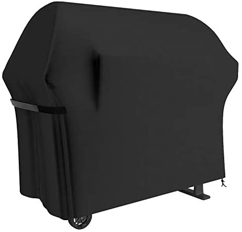 31HeC8fClUL. AC  - Grill Cover 58 Inch BBQ Grill Cover Waterproof Gas Grill Covers, Heavy Duty Patio Outdoor Barbecue Grill Cover, Dustproof Windproof Anti UV and Tear Resistant