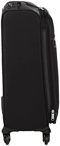 31hHno2E+HL. AC  - Amazon Basics Softside Spinner Luggage Suitcase - 30.9 Inch, Black