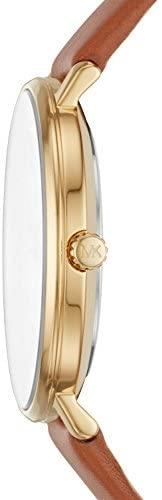 31oxGpxPO0L. AC  - Michael Kors Pyper Three-Hand Stainless Steel Watch