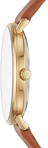 31z5lB4Nr0L. AC  - Michael Kors Pyper Three-Hand Stainless Steel Watch
