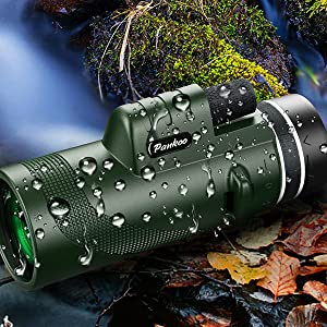 3eb732eb 8dd1 4759 99a1 9883d9aa3cf5.  CR0,0,600,600 PT0 SX300 V1    - Pankoo 40X60 Monocular High Power Monocular Scope for Bird Watching Traveling Concert Sports Game with Phone Adapter Tripod