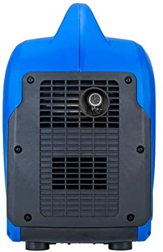 410JapKXONL. AC  - DuroMax XP2200EH Dual Fuel Portable Inverter Generator-2200 Watt Gas or Propane Powered Tailgate, Camping & RV Ready, 50 State Approved, Blue
