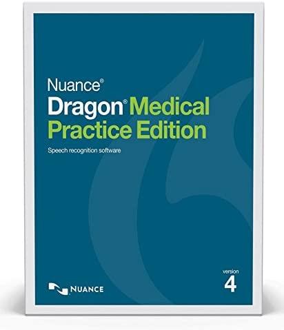 41CQ74PJPPL. AC  - Dragon Medical Practice Edition 4
