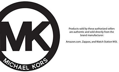 41G45C0FuWL. AC  - Michael Kors Pyper Three-Hand Stainless Steel Watch