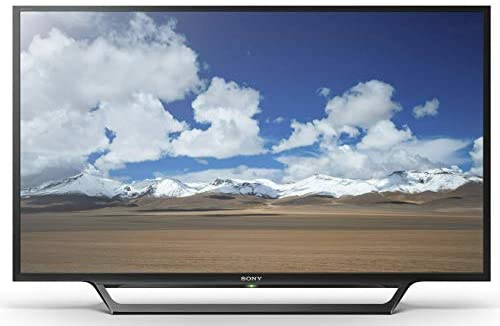 41TMKQOKTGL. AC  - Sony KDL32W600D 32-Inch Built-in Wi-Fi HD TV with MDRRF912RF Home Theater Headphones Bundle (2 Items)