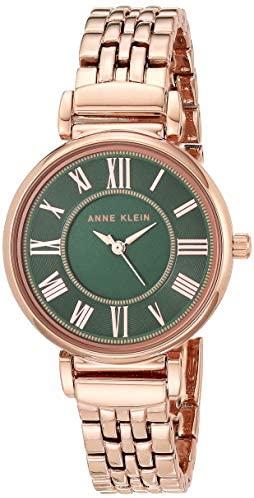 41gDl5vFwQL. AC  - Anne Klein Women's Bracelet Watch