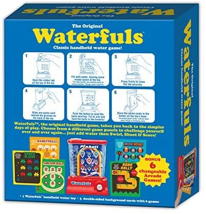517J2YElQmL. AC  - LatchKits Waterfuls The Original Handheld Game