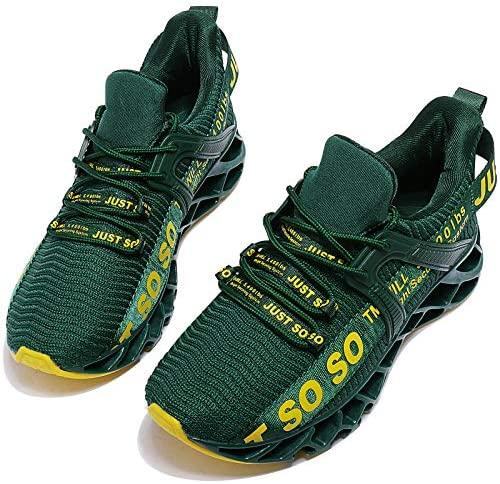 51IptkkZB6L. AC  - COKAFIL Mens Running Shoes Athletic Walking Blade Tennis Shoes Fashion Sneakers
