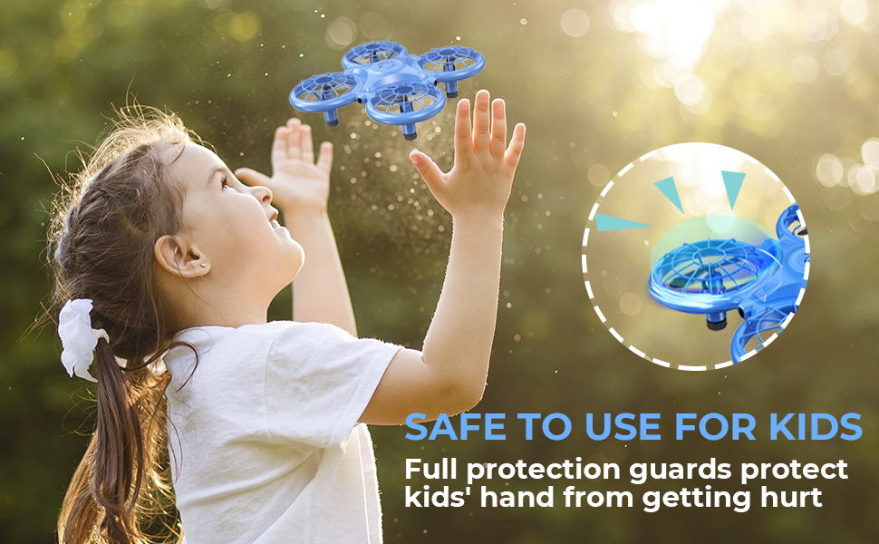 596c148c 61fc 420d 8df9 d790b67b3db3.  CR0,0,970,600 PT0 SX970 V1    - Dragon Touch DK01 Mini Drones for Kids, Multiple Remote Controls-Hand Operated RC Quadcopter, G-Sensor Mode, 3D Flips, Altitude Hold, Headless Mode, One Key Return&Speed Adjustment