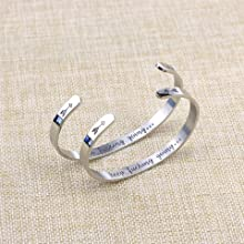 93484160 1190 4cb8 9374 307d5febe33c. CR0,0,960,960 PT0 SX220   - Joycuff Inspirational Bracelets for Women Mom Personalized Gift for Her Engraved Mantra Cuff Bangle Crown Birthday Jewelry