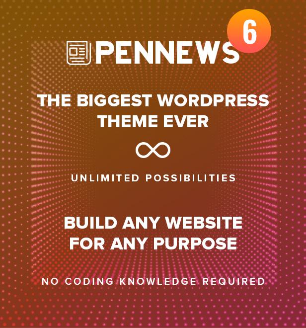 P Featured60 - PenNews - Multi-Purpose AMP WordPress Theme