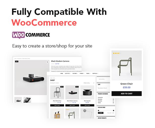P24 WooCommerce - PenNews - Multi-Purpose AMP WordPress Theme