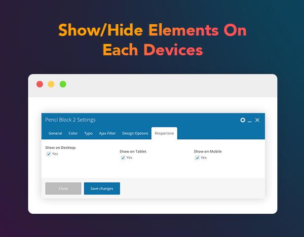 P26 Show Hide - PenNews - Multi-Purpose AMP WordPress Theme