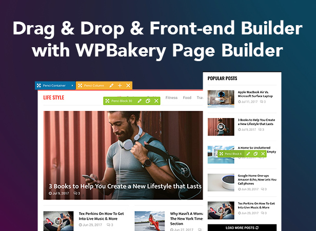 P9 VC2 - PenNews - Multi-Purpose AMP WordPress Theme