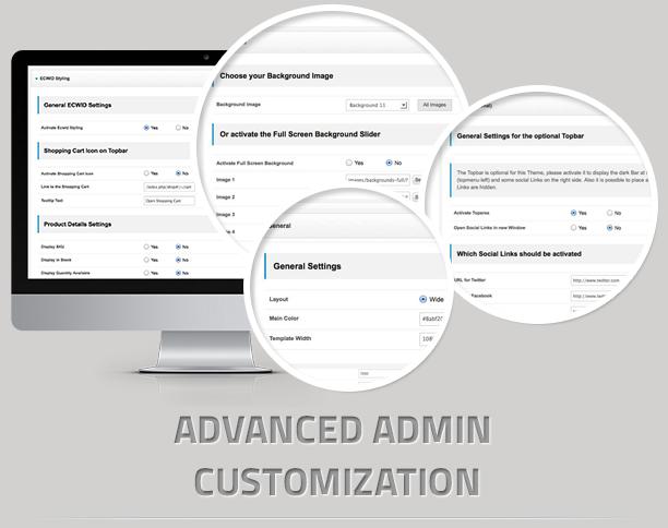 admin - RiverS Responsive Multi-Purpose Joomla Template