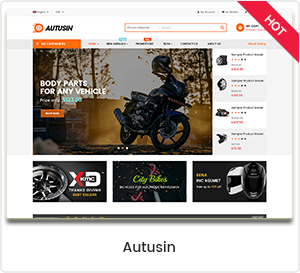 autusin - eMarket - Multi Vendor MarketPlace Elementor WordPress Theme (34+ Homepages & 3 Mobile Layouts)