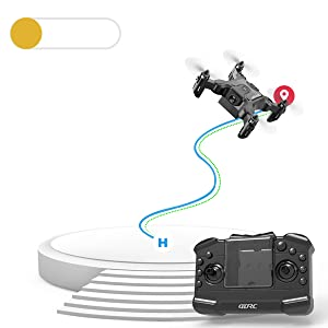 b7983e50 8fcc 4cbb bbcc 4f8eaf909139.  CR0,0,600,600 PT0 SX300 V1    - 4DRC V2 Foldable Mini Nano Drone for Kids Beginners Gift,Pocket RC Quadcopter with 3 Batteries,Altitude Hold, Headless Mode, 3D Flips, One Key Return, 3 Speed Modes, Easy Fly for Beginners Boys Girls