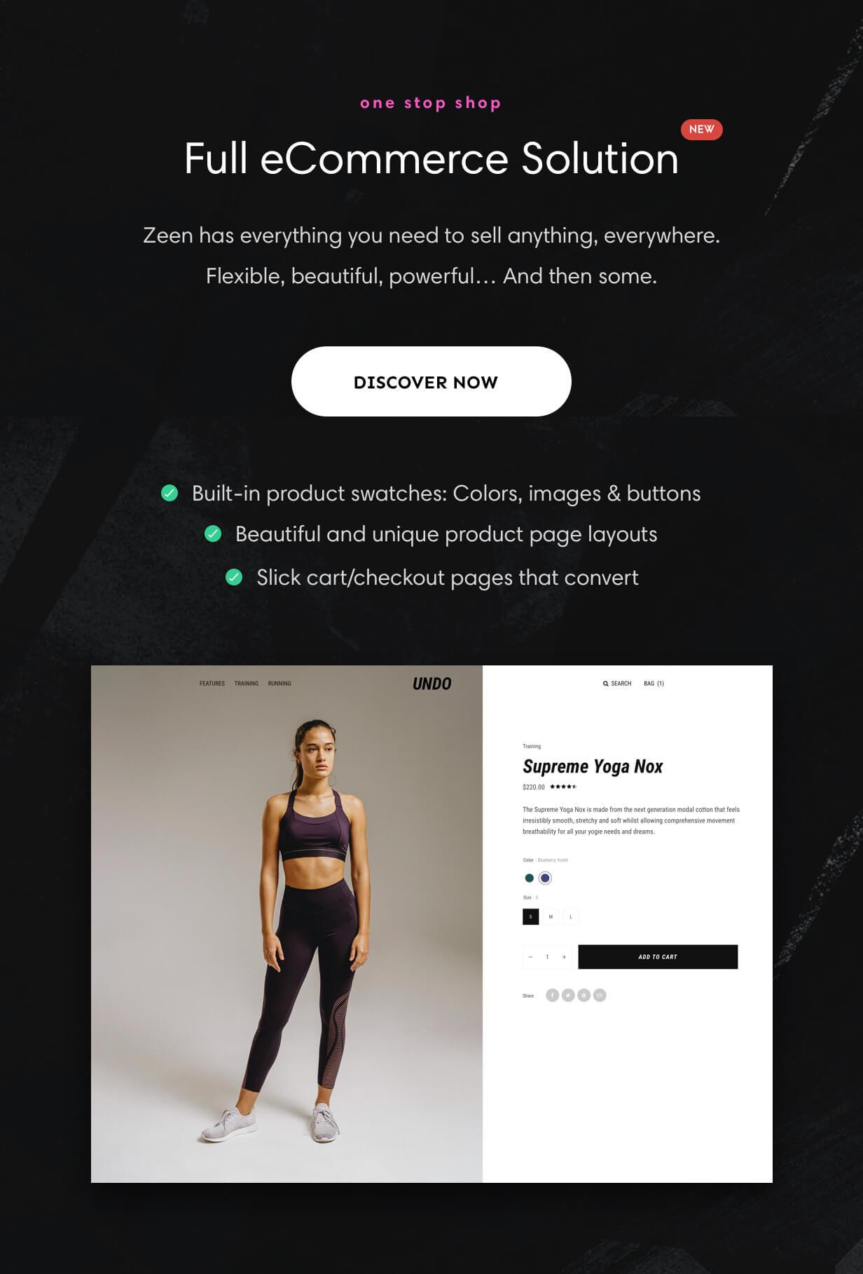 best woocommerce theme - Zeen | Next Generation Magazine WordPress Theme