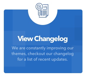 changelog - Neptune - Theme for Food Recipe Bloggers & Chefs