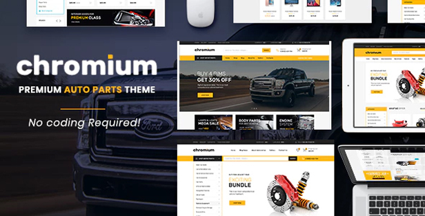 chromium - eMarket - Multi-purpose MarketPlace OpenCart 3 Theme (30+ Homepages & Mobile Layouts Included)