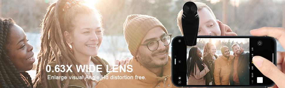 d8dfe96f ef2a 4c1a a079 b76c7a15c0e6.  CR0,0,970,300 PT0 SX970 V1    - LIGINN 7 in 1 Phone Camera Lens Kit Wide Angle Lens & Macro +Fisheye Lens +2X Telephoto Zoom Lens+Kaleidoscope/CPL+ND Radial Filter for iPhone Smartphones/Pixel/Samsung/Android Phones Camera