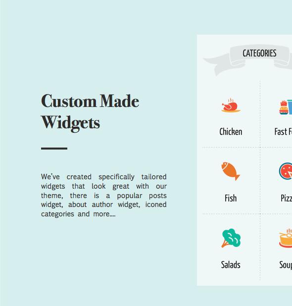 desc12 - Neptune - Theme for Food Recipe Bloggers & Chefs