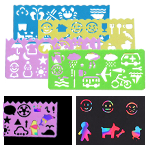 e9192504 b325 4b2e bedf 514bc4753134.  CR0,0,300,300 PT0 SX300 V1    - pigipigi Scratch Paper Art for Kids - 59 Pcs Magic Rainbow Scratch Paper Off Set Scratch Crafts Arts Supplies Kits Pads Sheets Boards for Party Games Christmas Birthday Gift