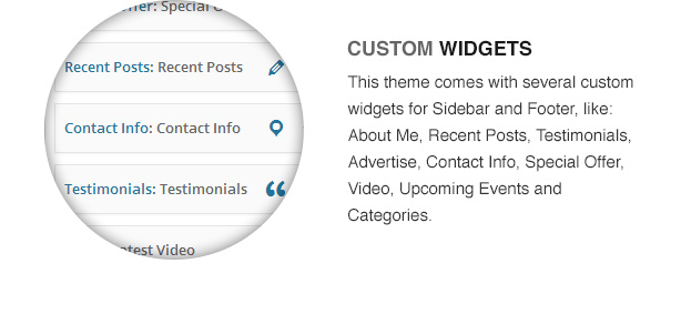 election theme features15 - Election - Political WordPress Theme