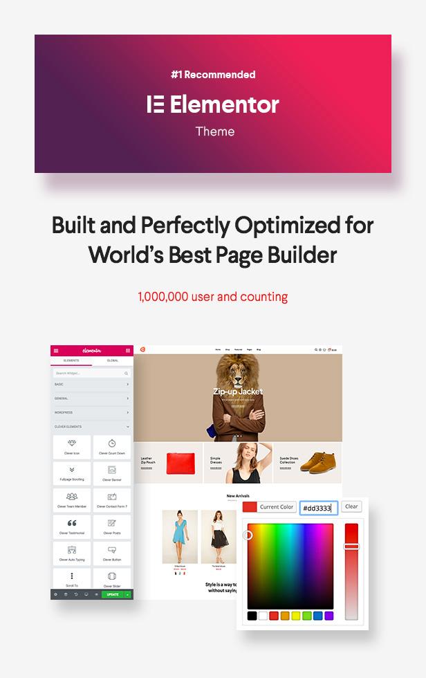 elementor - Cerato - Multipurpose Elementor WooCommerce Theme