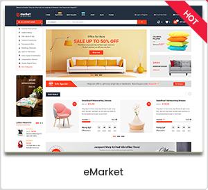 emarket - eMarket - Multi Vendor MarketPlace Elementor WordPress Theme (34+ Homepages & 3 Mobile Layouts)