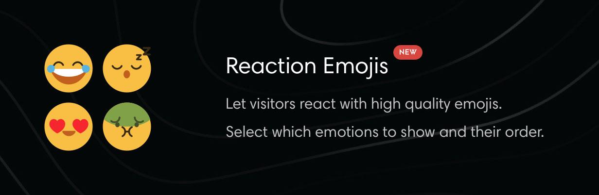 emoji reactions - Zeen | Next Generation Magazine WordPress Theme