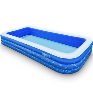 """f509ef51 9b6a 4b18 ba86 7d5fcb9110ff.  CR0,0,300,300 PT0 SX300 V1    - JONYJ Inflatable Pool, 150'' x 72'' x 22"""" Family Full-Sized Inflatable Swimming Pool, Blow Up Pool for Kids, Adults, Toddlers, Oversize Lounge Kiddie Pools for Outdoor, Garden, Backyard"""