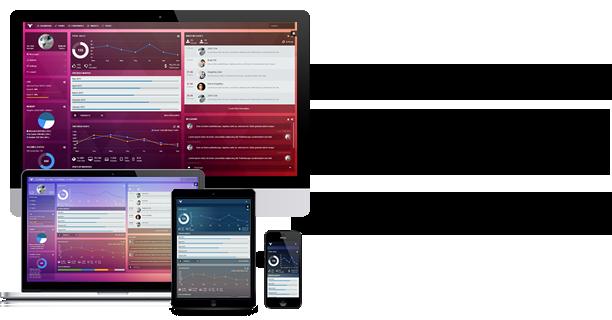 first rtu - Taurus - Responsive Bootstrap Admin Template