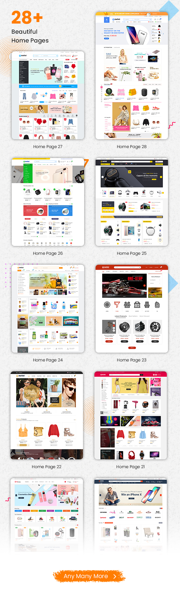 index30 - eMarket - Multi-purpose MarketPlace OpenCart 3 Theme (30+ Homepages & Mobile Layouts Included)