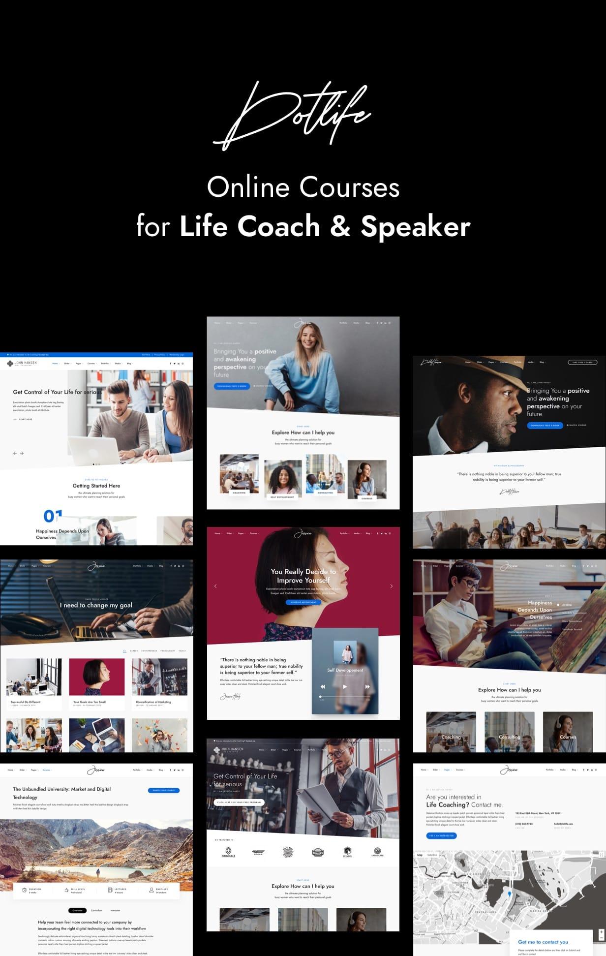 logo - DotLife | Coach Online Courses WordPress