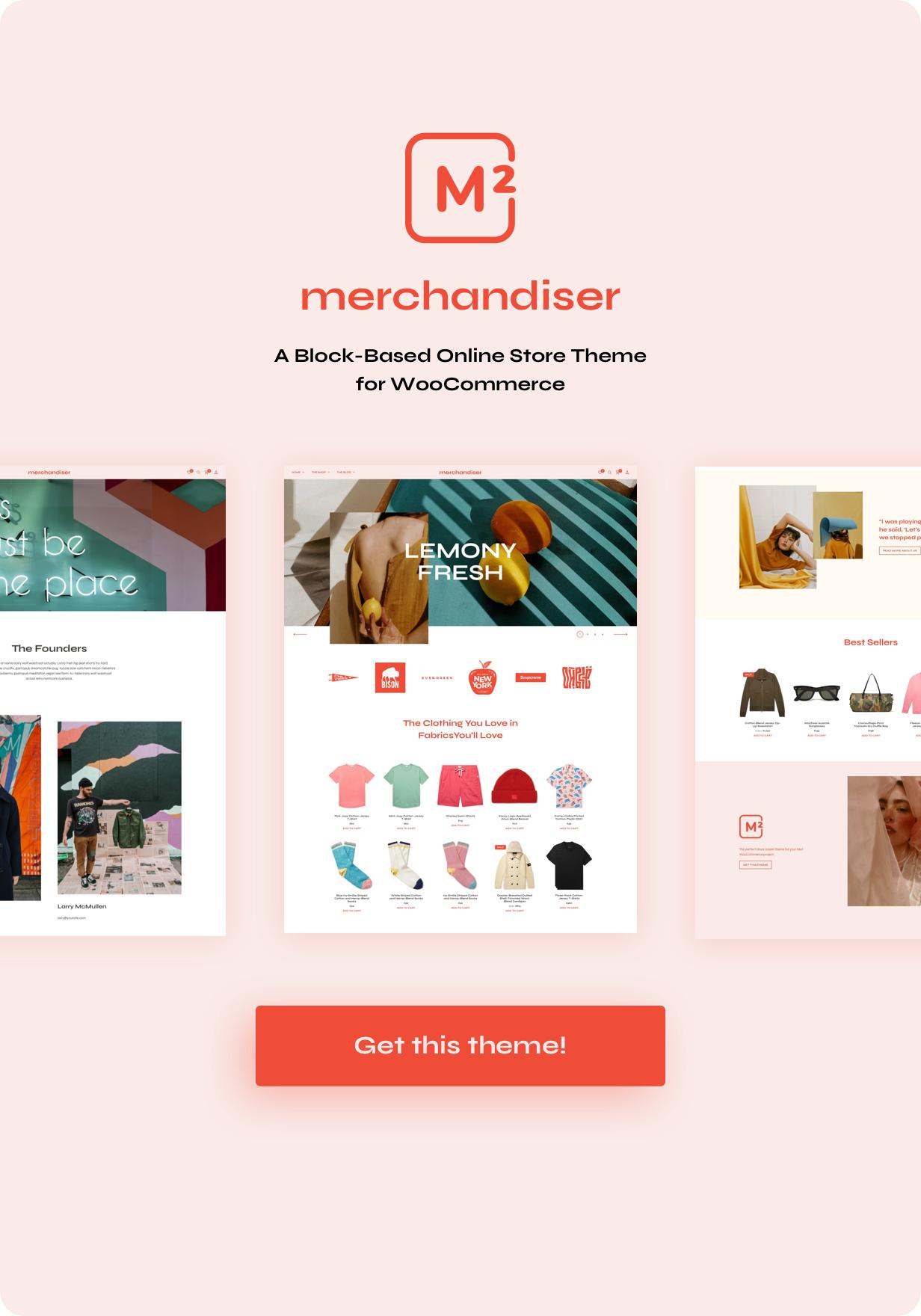 merchandiser woocommerce online store theme - Merchandiser - eCommerce WordPress Theme for WooCommerce