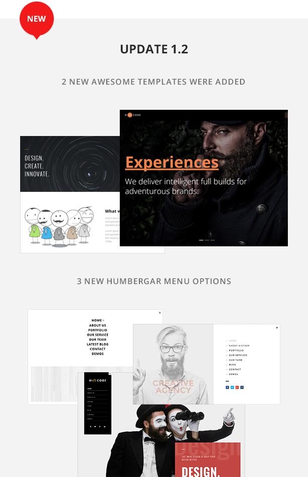 presentation13 - H-Code Multipurpose OnePage & Multi Page Template